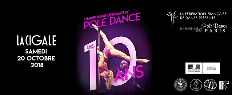 Championnat de France de Pole Dance 2018