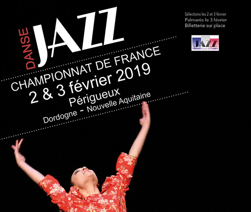 Championnat de France de JAZZ 2019