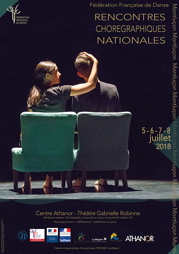 Affiche A2 4 Rencontres Chore Nationales 2018 rint