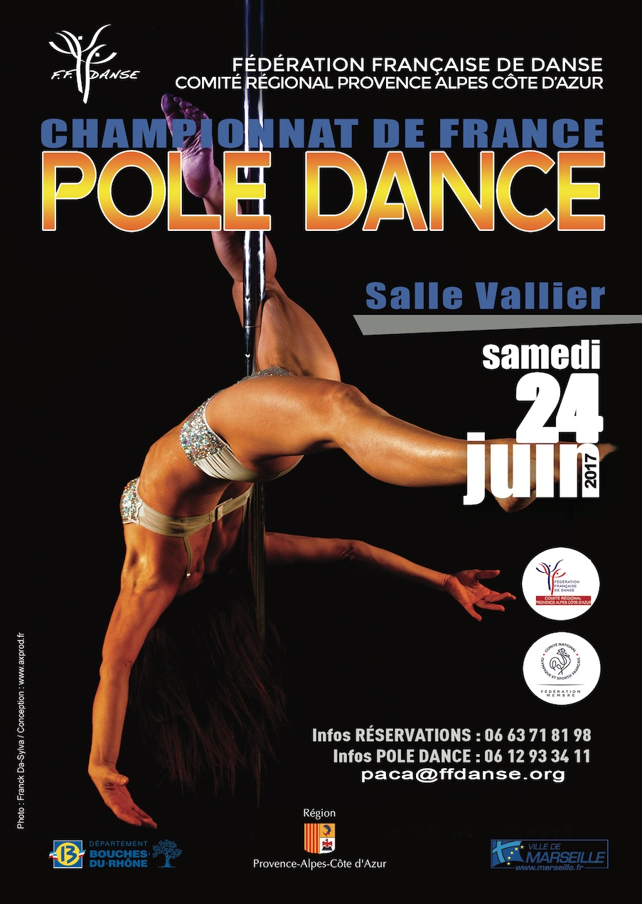 2017 Flyers Pole Danse