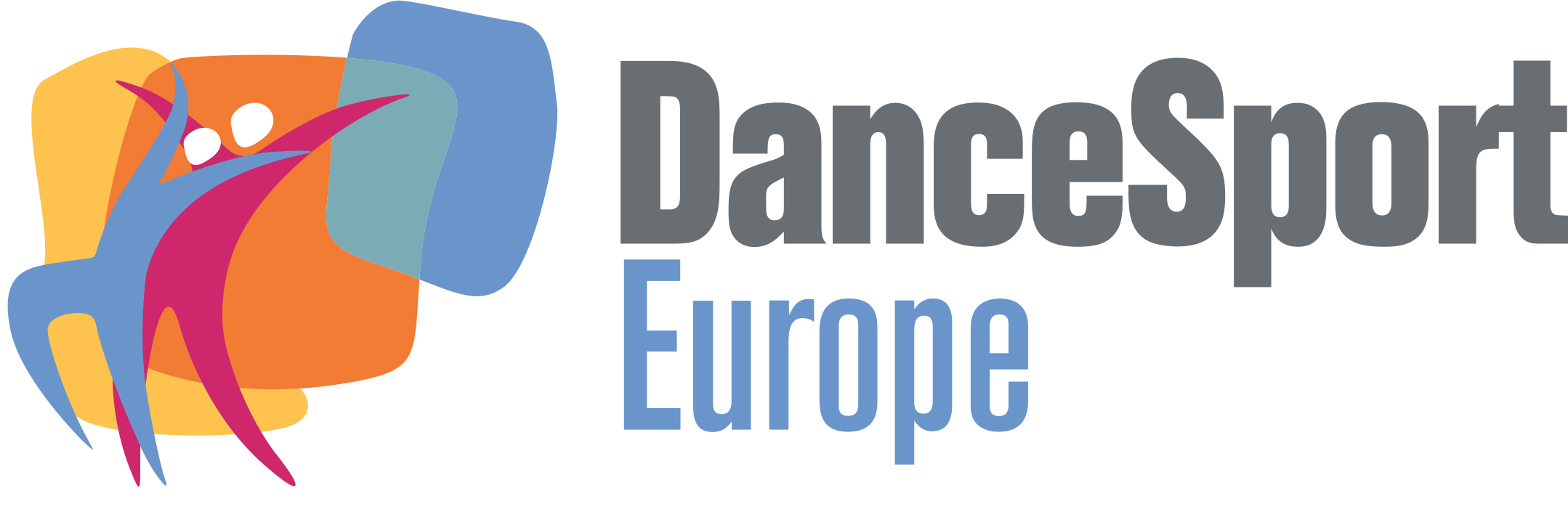 Logo DanceSportEurope on white horizontal